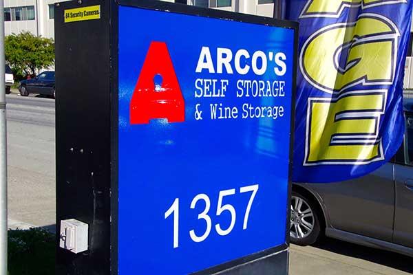Arcou0027s Self Storage